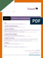 Revista Sarasuati.[2010] Numero 5