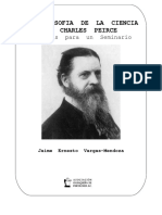 Filosofia Ciencia Charles Peirce