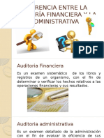 Auditoria Financiera Expo!!!