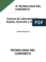 Tecnologia de Concreto Clase 3.5