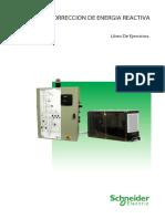 Copia de Corrección de Energía Reactiva - Libro de Ejercicios
