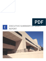 Executive Summary Capital Master Plan Draft Report Massachusetts courthouses