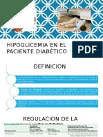 Hipoglicemia - Pie Diabetico Expo