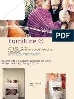 Furniture Updated