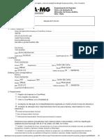 Requerimento de Registro _ Visto e de Anotação de Alteração de Pessoa Jurídica_ - Novo Formulário