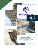 Utility Standards Manual Master