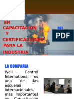 Presentación WCI 1