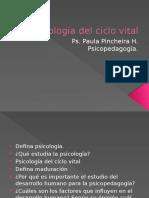 Clase 1 Psicología Ciclo Vital