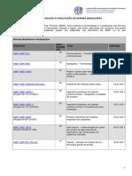 Lista de Publicacao 03 01 2011