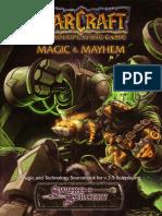 Warcraft RPG - Magic _ Mayhem.pdf