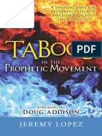 Taboos in the Prophetic Movement - SAMPLE.pdf