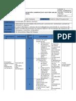 Caracterizacion Subproceso Gestion Salud Ocupacional