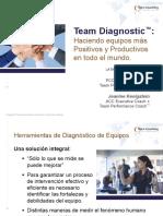 TCI Suite - Presentación de las herramientas