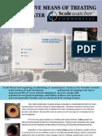Commertial Leaflet