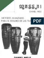 Metodo de Tumbadoras Conga Drum Method by Daniel Mele