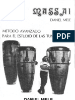 Metodo de Tumbadoras Conga Drum Method by Daniel Mele