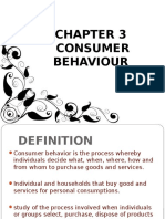 CHAPTER 3-Customer Behaviour