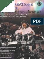 Percussion - Drums - Horacio El Negro - Conversations in Clave