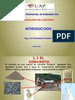 el concreto