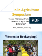 March_ATI_Free Seminar_Breakout Session_Honey Bee Production and Processing