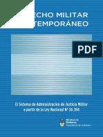 Derecho Militar Contemporáneo - DIGITAL