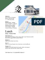 catch 22 restaurant