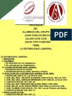 ESTABILIDAD LABORAL II.pptx