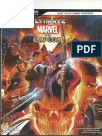 Ultimate Marvel vs. Capcom 3 BradyGames Official Guide [Part 1]