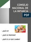 Consejo Nacional de La Infancia