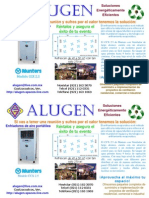 Alugen Folleto Renta CCX 2.5