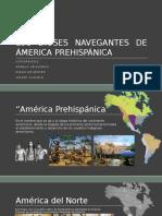 LOS DIOSES NAVEGANTES DE AMERICA PRE-HISPANICA