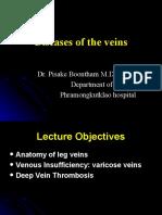 Diseases of Veins