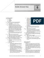 Chapter 06 Leifer Study Guide Key