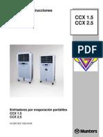 Manual Alugen 1532-CCX_mx