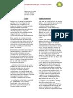 Informe Del Uso Del Suelo Comomaterial de Construccion