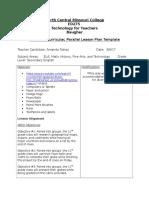 ed275 5-e cross curricular parallel lesson plan template- amanda tobias