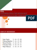 ITIL in IT Industry