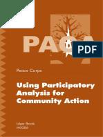 PACA Idea Book