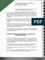 Normativa Presentacion y Defensa de Tesis de Grado