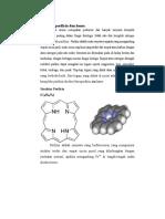 Makalah Biokim Struktur Porfirin Dan Heme