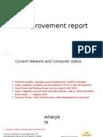 IT Improvement Report