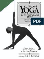 Yoga the Iyengar Way