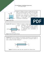 1ª Lista de Modelagem e Simulação de Processos