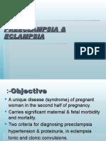 Preeclampsia and Eclampsia