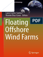 Floating Offshore Wind Farm - Green Energy & Technology