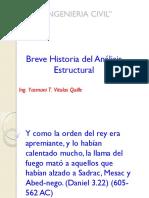 02 Breve Historia Del Analisis Estructural