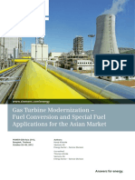 Siemens Technical Paper Gas Turbine Modernization