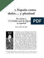 Javier Ruiz Portella,Dragó