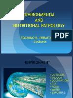 Patho Lecture No. 12 Environmental Pathology