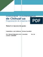 CNC T4 Ejercicio Integrador